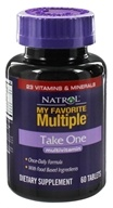 Natrol - My Favorite Take One Multiple - 60 Tablets (047469004262)