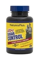 Nature's Plus - Ultra Sugar Control - 60 Tablets (097467047099)