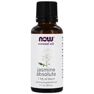 NOW Foods - Jasmine Absolute 7.5 Pct Oil - 1 oz. - $15.39