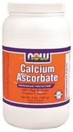 Image of NOW Foods - Calcium Ascorbate 100% Pure Buffered Vitamin C Powder - 3 lbs.
