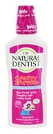 Natural Dentist - Cavity Zapper Fluoride Rinse Berry Blast Flavor - 16.9 oz. Formerly Healthy Teeth Natural Fluoride Rinse for Brace LUCKY DEAL (714132000905)