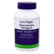 Natrol - Glucosamine Omega-3 Advanced Formula - 90 Softgels - $10.37