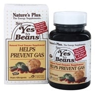Nature's Plus - Say Yes To Beans - 60 Vegetarian Capsules - $12.27
