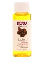 Image of NOW Foods - Jojoba Oil Pure - 1 oz.