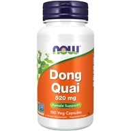 NOW Foods - Dong Quai 520 mg. - 100 Capsules (733739046550)