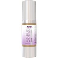 NOW Foods - Hyaluronic Acid Firming Serum - 1 oz. (733739077882)