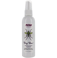 NOW Foods - Bug Ban Natural Insect Repellant - 4 oz.
