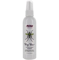 NOW Foods - Bug Ban Natural Insect Repellant - 4 oz. by NOW Foods