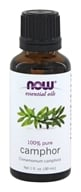 NOW Foods - Camphor Oil - 1 oz.