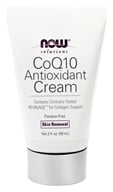 NOW Foods - CoQ10 Antioxidant Cream - 2 oz., from category: Personal Care