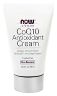 Image of NOW Foods - CoQ10 Antioxidant Cream - 2 oz.