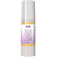 NOW Foods - CoQ10 Antioxidant Serum - 1 oz. by NOW Foods
