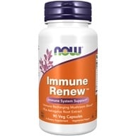 NOW Foods - Immune Renew - 90 Vegetarian Capsules (733739030559)