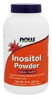 NOW Foods - Inositol Powder - 8 oz.