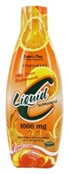 Nature's Plus - Liquid C with Lemon Bioflavonoids Natural Orange 1000 mg. - 30 oz. - $15.78