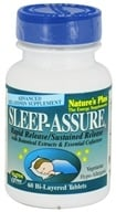 Nature's Plus - Sleep Assure - 60 Tablets, from category: Nutritional Supplements