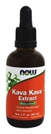 Image of NOW Foods - Kava Kava Extract Stress Support - 2 oz.