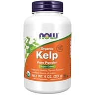 Image of NOW Foods - Kelp Powder - 8 oz.