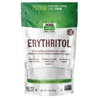 NOW Foods - Erythritol Natural Sweetener - 1 lb. (733739069276)