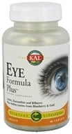 Kal - Eye Formula Plus - 60 Tablets by Kal