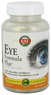Kal - Eye Formula Plus - 60 Tablets, from category: Nutritional Supplements