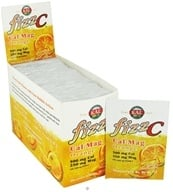 Kal - Fizz C Cal Mag Effervescent Drink Mix Orange - 30 Packet(s) by Kal