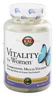 Kal - Vitality For Women - 60 Tablets by Kal