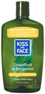 Image of Kiss My Face - Liquid Soap Self Foaming Refill Grapefruit & Bergamot - 17.5 oz.