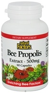 Natural Factors - Bee Propolis Extract 500 mg. - 90 Capsules CLEARANCED PRICED - $8.34