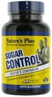 Image of Nature's Plus - Sugar Control Sugar Craver's Formula - 90 Vegetarian Capsules
