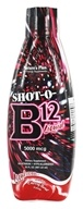Image of Nature's Plus - Liquilicious Shot-O-B12 Liquid Cherry Burst 5000 mcg. - 30 oz.
