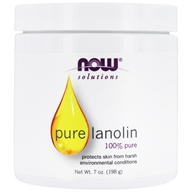 NOW Foods - Pure Lanolin - 7 oz. (733739077257)