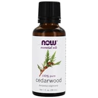 Image of NOW Foods - Cedarwood Oil - 1 oz.