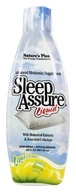 Image of Nature's Plus - Liquilicious Sleep-Assure Liquid Lemon - 30 oz.