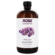 NOW Foods - Lavender Oil - 16 oz. (733739075932)