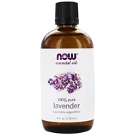 NOW Foods - 100% Pure Essential Oil Lavender - 4 fl. oz.