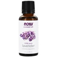NOW Foods - Lavender Oil - 1 oz.