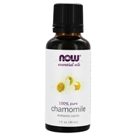 Image of NOW Foods - Chamomile Oil Pure - 1 oz.