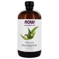 MAINTENANT nourritures - Essence d'eucalyptus - 16 once.