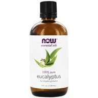 Image of NOW Foods - Eucalyptus Oil - 4 oz.