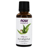 Image of NOW Foods - Eucalyptus Oil - 1 oz.
