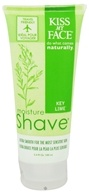 Kiss My Face - Moisture Shave Key Lime - 3.4 oz.