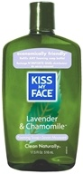 Image of Kiss My Face - Liquid Soap Self Foaming Refill Lavender & Chamomile - 17.5 oz.