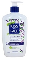 Image of Kiss My Face - Ultra Moisturizer Lavender Shea - 16 oz.