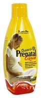 Image of Nature's Plus - Liquilicious Source Of Life Prenatal Liquid Tropical Fruit - 30 oz.