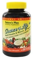 Image of Nature's Plus - Source Of Life Multi-Vitamin & Mineral Supplement With Whole Food Concentrates - 180 Vegetarian Capsules