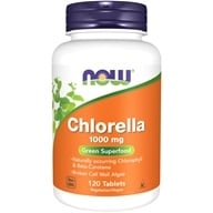 NOW Foods - Chlorella 1000 mg. - 120 Tablets by NOW Foods