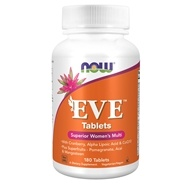 NOW Foods - Eve Women's Multiple Vitamin - 180 Tablets - $27.74