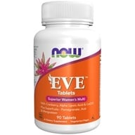 Image of NOW Foods - Eve Women's Multiple Vitamin - 90 Tablets