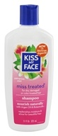Kiss My Face - Shampoo Miss Treated Everyday Use Palmarosa Mint - 11 oz.